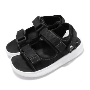 New-Balance-YH750BK-W-Wide-Black-White-Kid-Preschool-Sandals-Shoes-YH750BKW