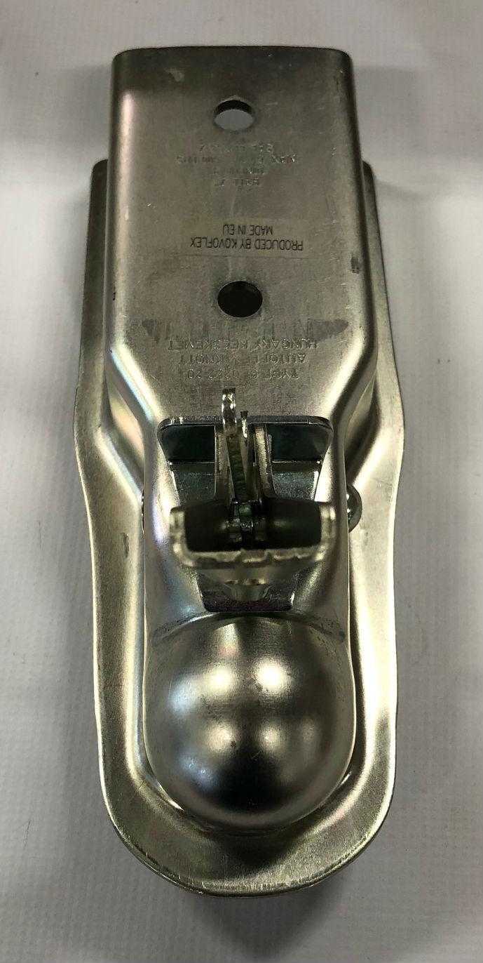 Triton 02478 Class II Trailer Coupler - 2 Inch - - Inch 3,500 Lb Max GVWR 0e3e0d