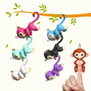 Finger Baby Affe Elektronisch Interaktiv Kinder Sprechen Haustier Ebay