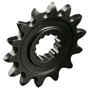 RENTHAL-FRONT-SPROCKET-13-T-HONDA-CR250R-CRF450R-CRF450X-253-520-13GP