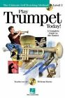 Play Trumpet Today with CD: Level 1 by Hal Leonard Corporation(Mixed media product)