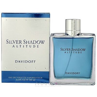 Davidoff Silver Shadow Altitude for men 100 ml Branded Perfume