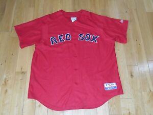 1c201a68 Image is loading Majestic-Red-BOSTON-RED-SOX-Authentic-Collection-MLB-