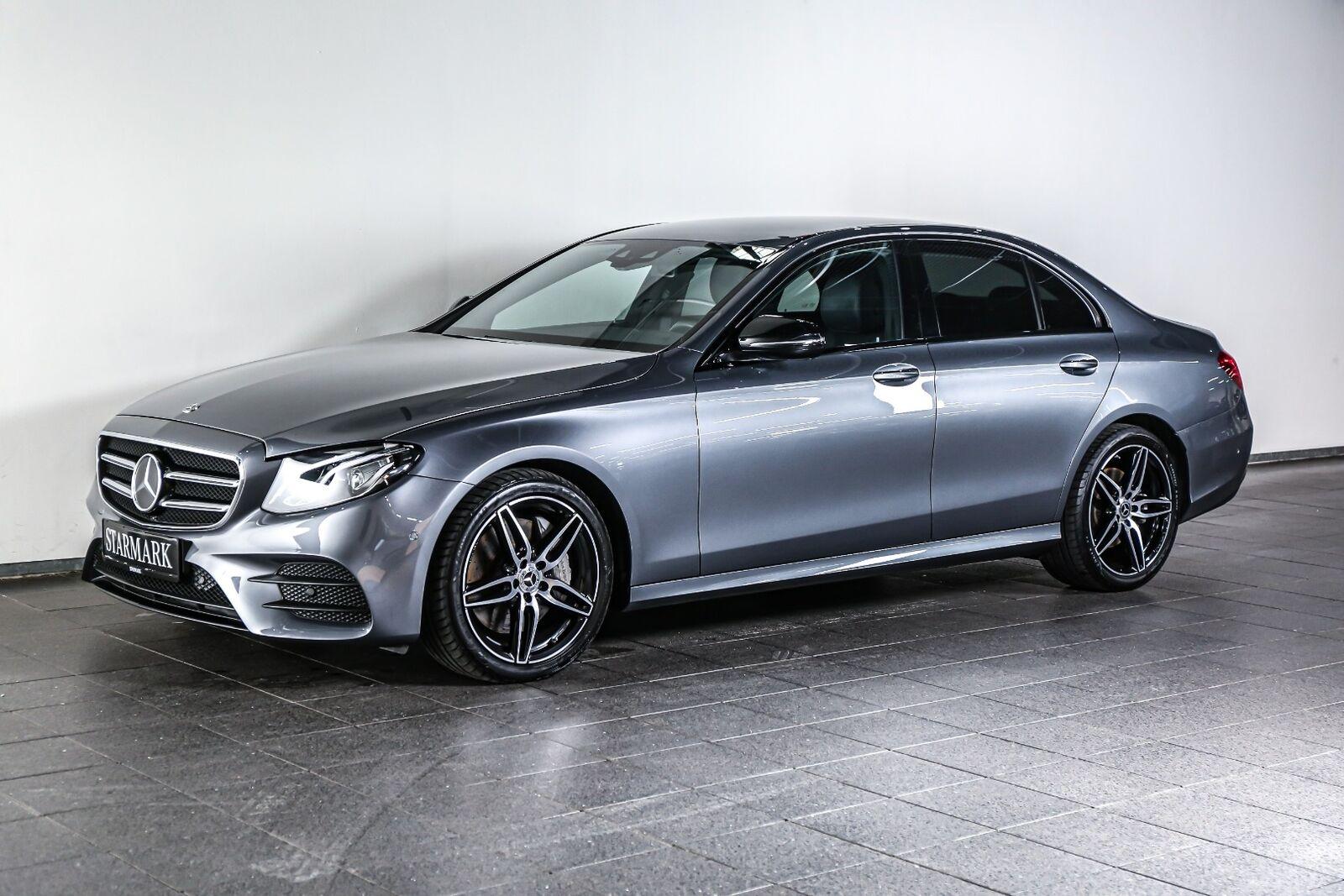 Mercedes-Benz E350 d 2,9 AMG Line aut.