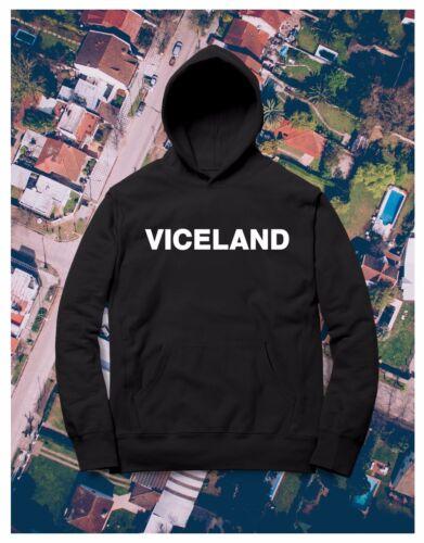 Camicia Cyber Abbigliamento Viceland News Magazine Media con cappuccio Cbd Thc Vice Felpa Bong Ptsd wOHOxq40