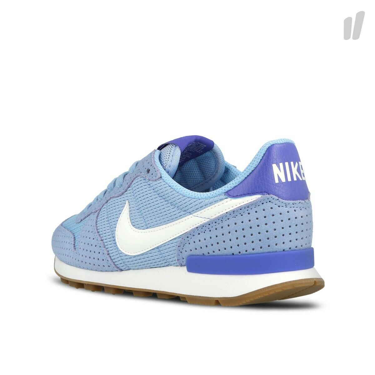 UK 3.5 Femme Nike Internationalist Bleu Trainers 828407-001 EUR 36.5 US 6 828407-001 Trainers bf991a