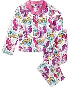 88d767382 MY LITTLE PONY Girl s 7 8 Pajama Set