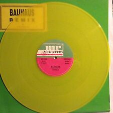 CAPPELLA - Bauhaus (remix) - Vinile Giallo 12 Mix - MR 519