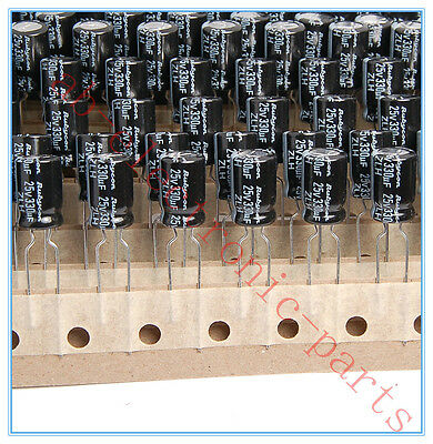 47uf 250v Rubycon Radial Electrolytic Capacitors 10x30mm AXW 250v47uf 4pcs