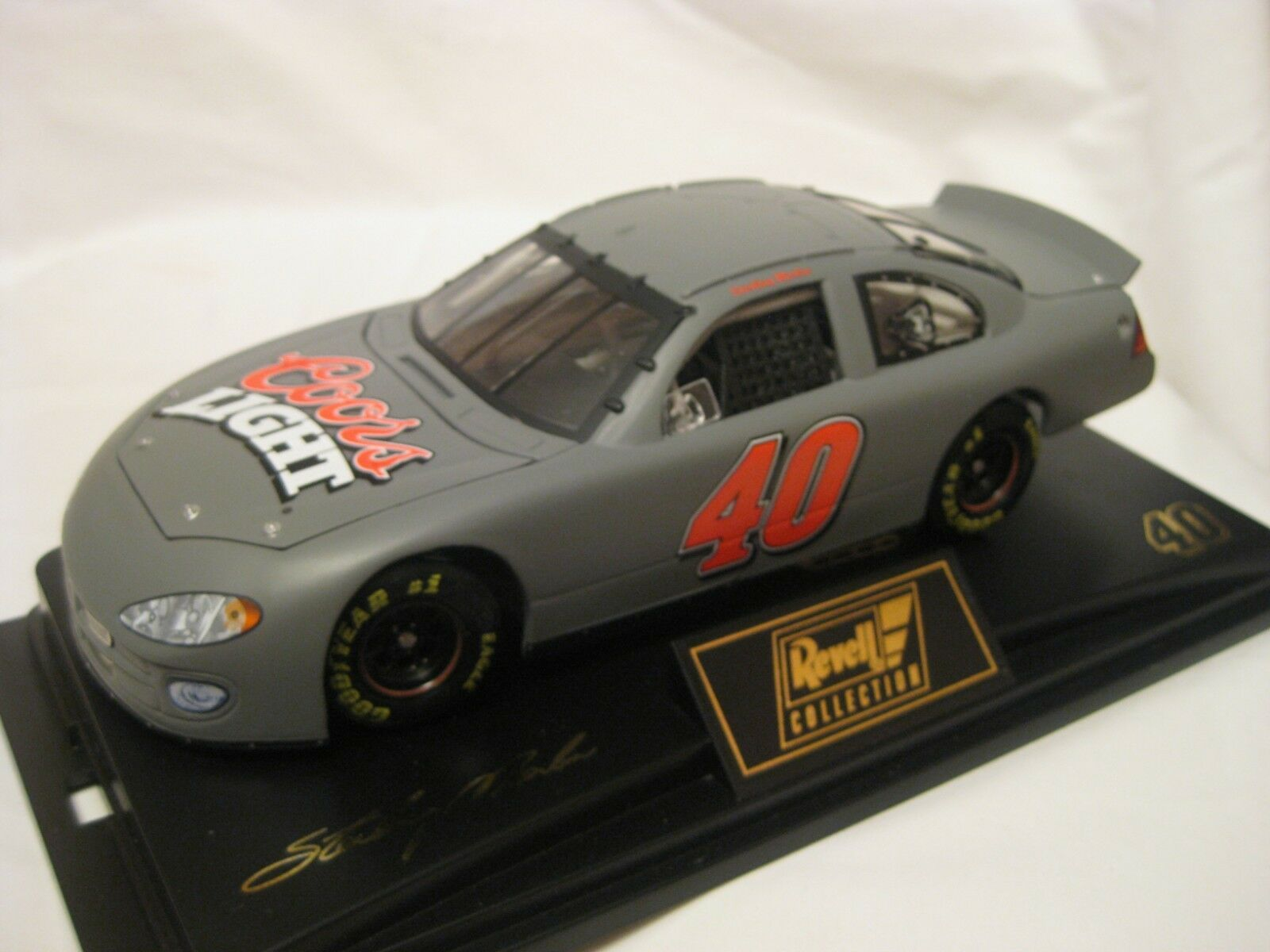 2003 Coors Light Light Light Test Car Sterling Marlin 1 24 Diecast Collectible Car 7bff59