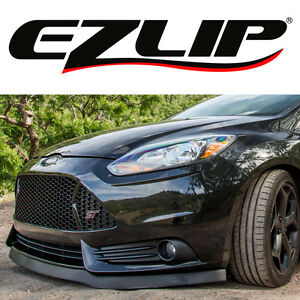 ez lip pro spoiler body kit chin wing splitter skirts. Black Bedroom Furniture Sets. Home Design Ideas