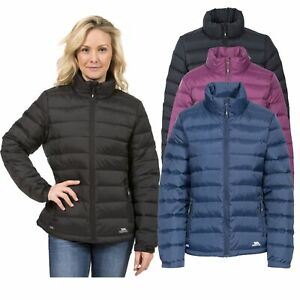 Trespass-Letty-Womens-Down-Jacket-Padded-and-Warm-in-Black-Navy-amp-Purple