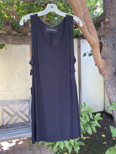 Reformation Mini Dress Size M/L