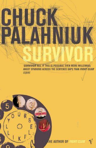 1 of 1 - Survivor by Chuck Palahniuk 009928264X The Cheap Fast Free Post