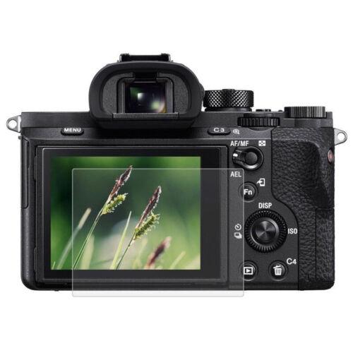 Protector de Pantalla de Vidrio Templado Film Camera protector de pantalla LCD cubierta transparente A7R Nuevo