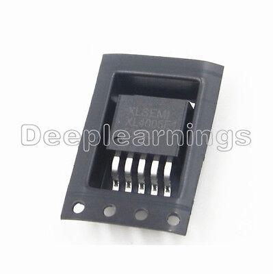2PCS Original XL4005E1 XL4005 TO-263 32V//5A//300KHZ NEW