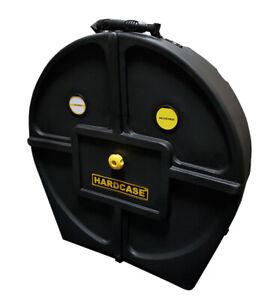"""Coque Rigide Hn12cym24 Bassin-trolley 24"""" Cymbal Case Pour 12 Bassins-afficher Le Titre D'origine"""
