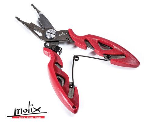 "MSRP-5 Molix Mini split rig 5/"" 12,7 cm pinza pesca spinning mare lago PPG"