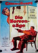 Die Nervensäge Filmposter A1 The Gazebo Glenn Ford, Debbie Reynolds, Hans Braun