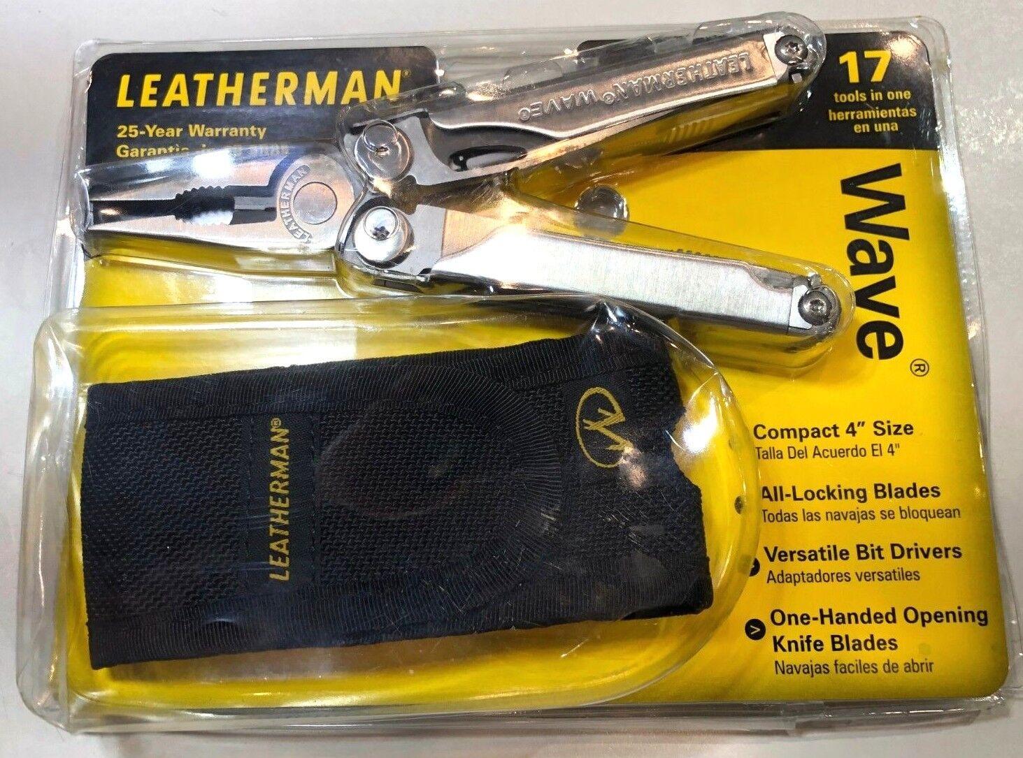 Leatherman 2006 Wave multitool   NEW original rare USA  hottest new styles