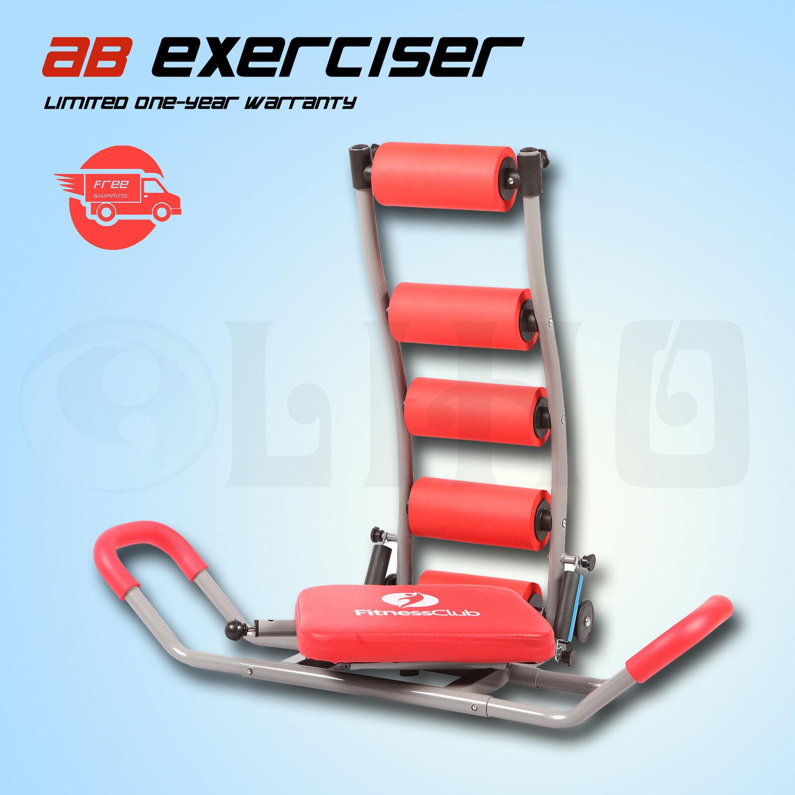 ab circle pro abs exercise machine