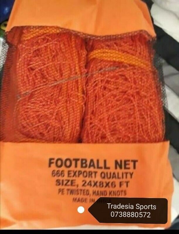 Nets for soccer, Netball, Basketball and All other sports