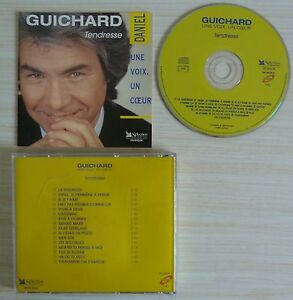 RARE-CD-ALBUM-DANIEL-GUICHARD-TENDRESSE-COMPILATION-16-TITRES-READER-039-S-DIGEST
