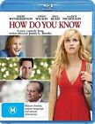 How Do You Know? (Blu-ray, 2011)