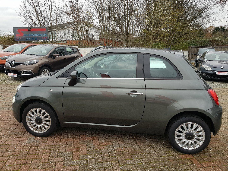 Fiat 500 1,2 Prince 3d - 129.780 kr.