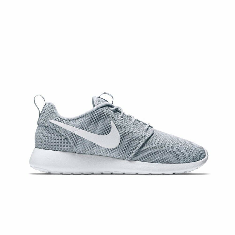 Nike Roshe One (Wolf Grey/White) Men's Shoes 511881-023