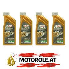 4x1 Liter Castrol Supercar 10W-60 Titanium FST Motoröl ACEA A3/B4, BMW M-Models