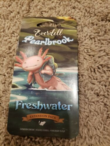 FRESHWATER CARDS only PROMO Upgrade  MINT PEARLBROOK Expansion EVERDELL