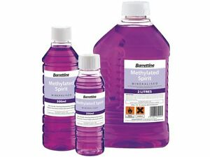 Details about Bartoline Methylated Spirit Fuel Alcohol Burners Camping  Stoves Stain Cleaning
