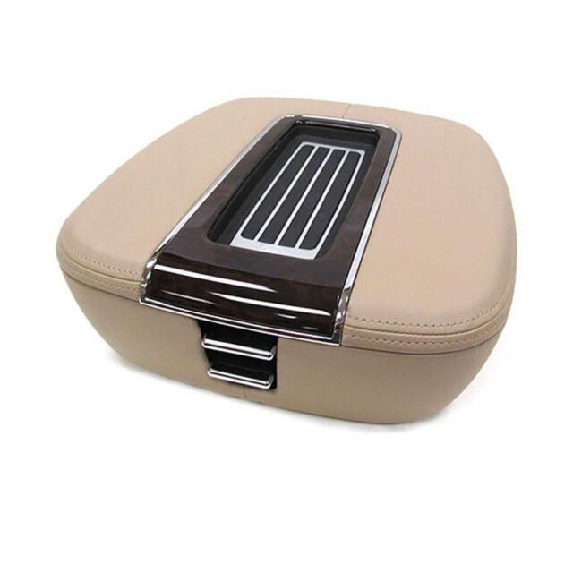 OEM Center Console Armrest Storage Compartment Lid CASHMERE Escalade  19328702