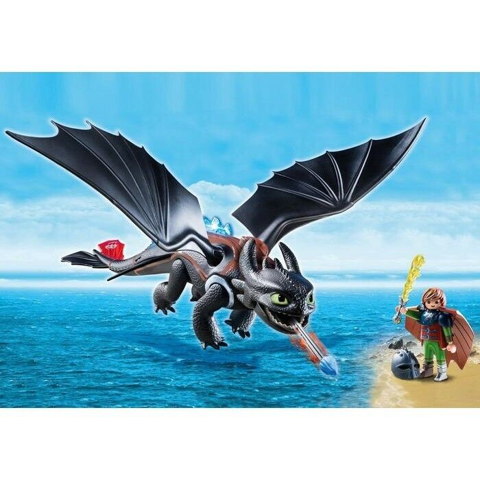 PLAYMOBIL How to Train your Dragon Hicks
