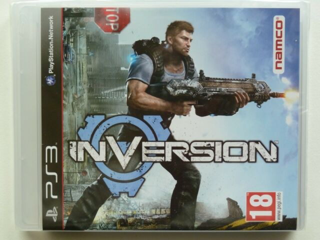 Inversion  - PlayStation 3- Neuf