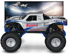 Traxxas Bigfoot Summit Electric 2.4Ghz Truck XL-5 ESC Batt/Charger TRA360841