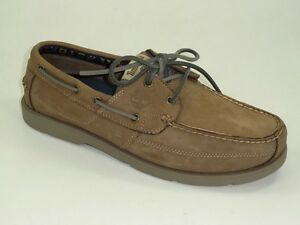 Timberland-Chaussures-Bateau-KIA-WAH-BAY-a-lacets-hommes-neuf