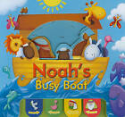 Noah's Busy Boat by Juliet David (Board book)