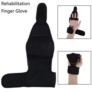 Anti-Spasticity-Finger-Rehabilitation-Auxiliary-Gloves-Splint-Finger-Hand-Fix-PL
