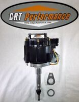 Chevy Inline 6 - Straight 6 194-216-235 Hei Distributor Black - Crt Performance