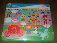 Creatology Princess Felt Activity Board-28 Pieces-new In Package