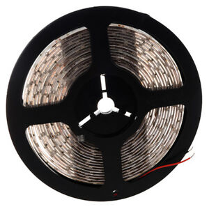 Lampe-Bande-de-lampe-LED-flexible-5M-Etanche-300-LEDs-Bleu-12V-3528-SMD-G2Y8