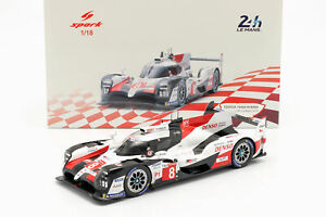 Toyota-TS050-Hybrid-8-Winner-24h-LeMans-2019-Buemi-Nakajima-Alonso-1-18-Spark