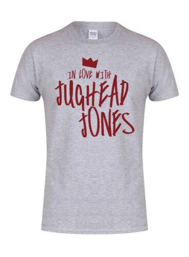 In Love With Jughead Jones Tee Riverdale Archie Unisex T-Shirt Betty