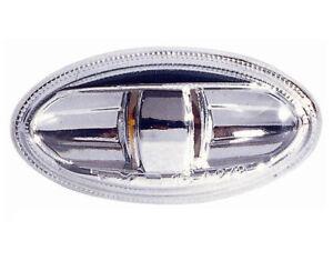 Bianco per CITROEN C3 dal 2002 a 2005 Fanalino Freccia Laterale Destro//Sinistro senza Porta Lampada