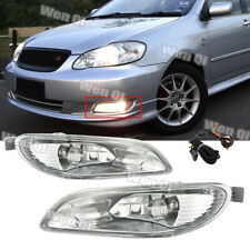 For 2005 2008 Toyota Corolla Fog Lights 2002 2004 Toyota Camry Bumper Lamps Pair