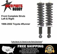 (2) Front Complete Struts lifetime Warranty Free Shipping - 4runner 4x4