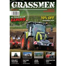 NEW... GRASSMEN SUMMER 2019 (A TOUCH OF CLAAS)