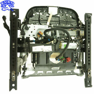 FRONT-RIGHT-SEAT-TRACK-W-MOTORS-Audi-A6-C6-2005-05